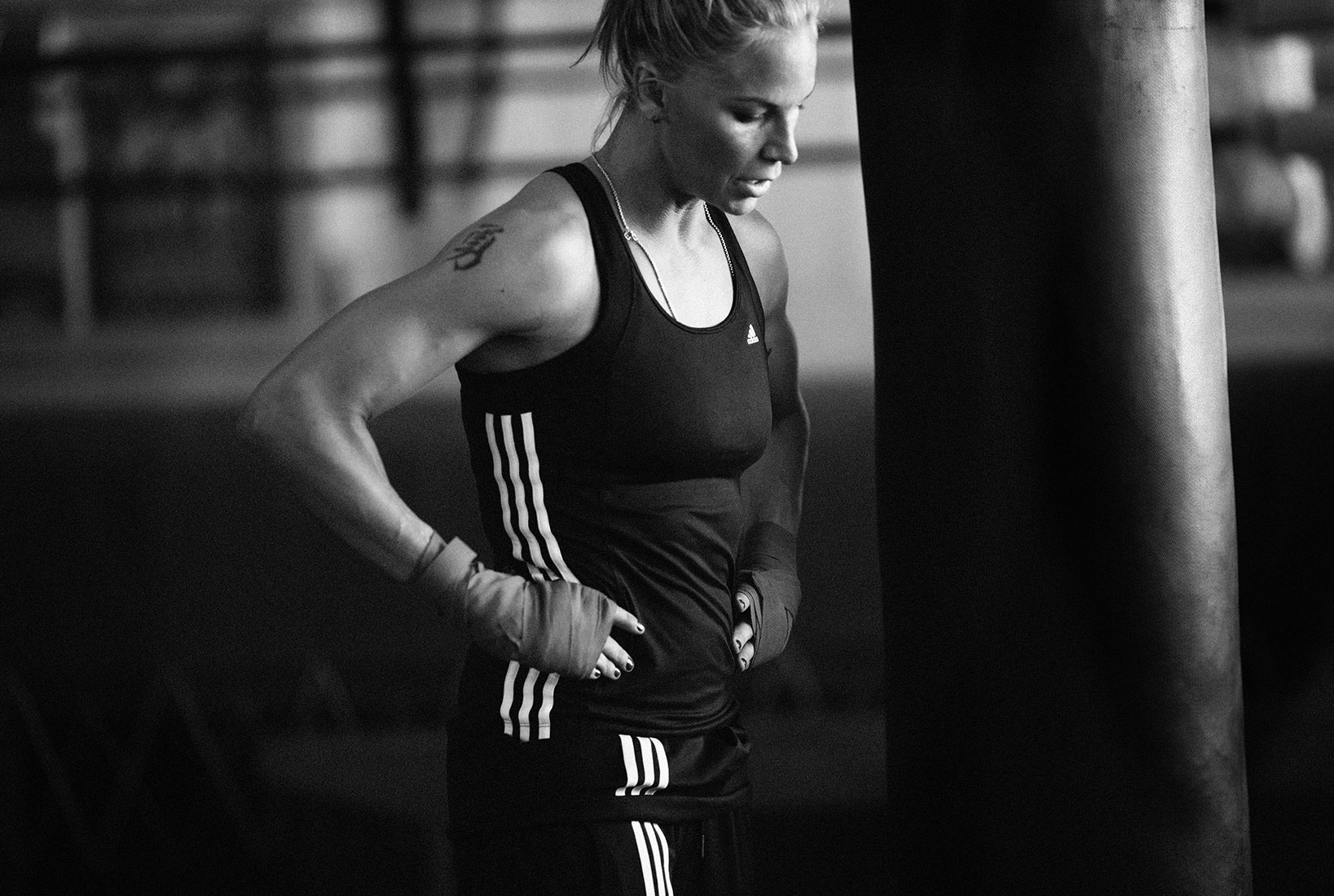 Ashley Conrad / Adidas
